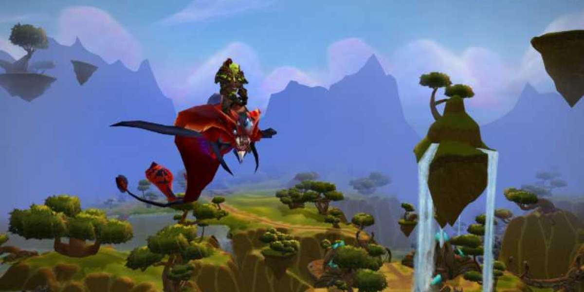 Guide to unlock The Red Flying Cloud Mount in World of Warcraft