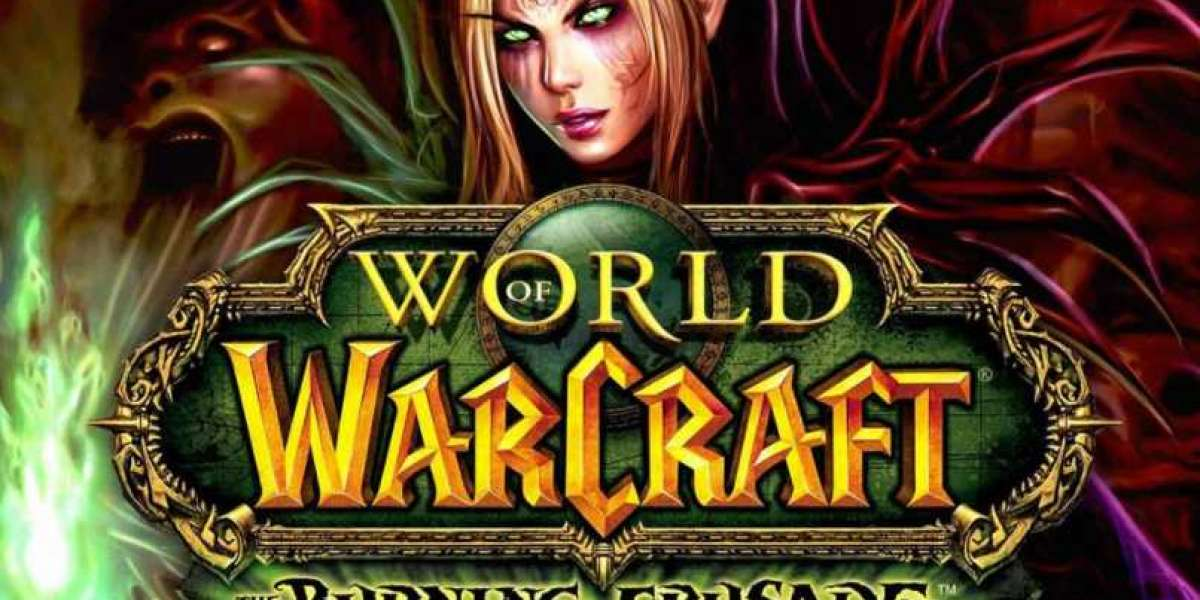 Hundreds of World of Warcraft players gathered in Oribos for a protest