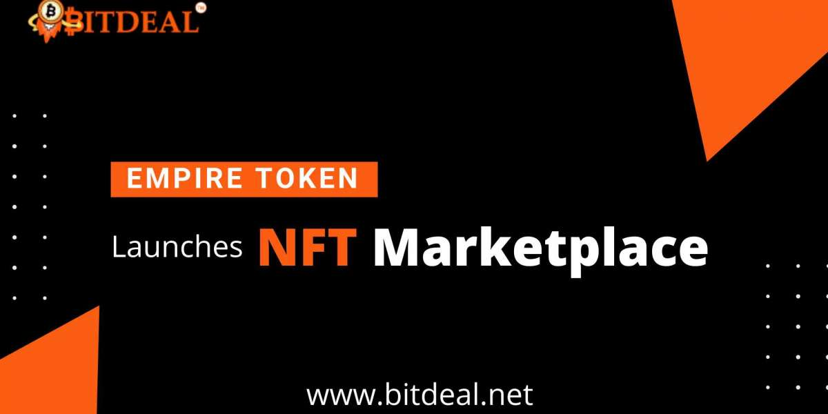 Empire Token, a Decentralized Token on Binance Smart Chain Launches NFT Marketplace